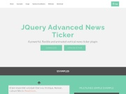 http://risq.github.io/jquery-advanced-news-ticker/index.html