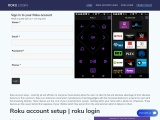 roku.com | roku login | my roku account | www.roku.com