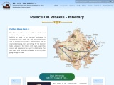 Rajasthan Tour Itinerary – Luxury Train Package – Palace On Wheel Route