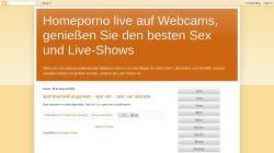 rwkraemer.blogspot.com Vorschau, Rainers Seite