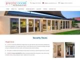 Steel security doors   Metal security doors for homes