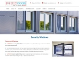 Security screens for windows | bi-folded, balustrades, glass and fixed panels