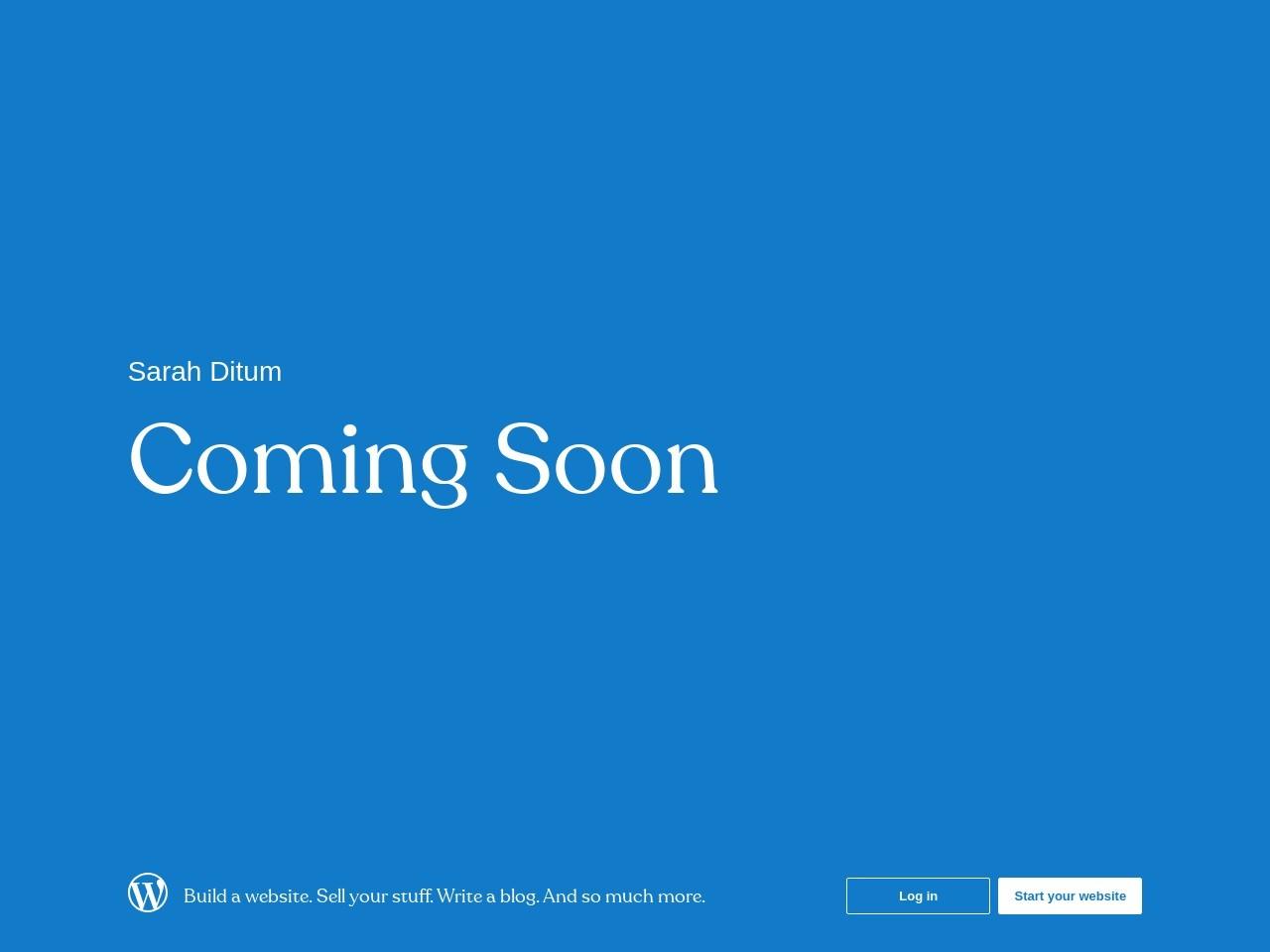 Writing/listening | Sarah Ditum