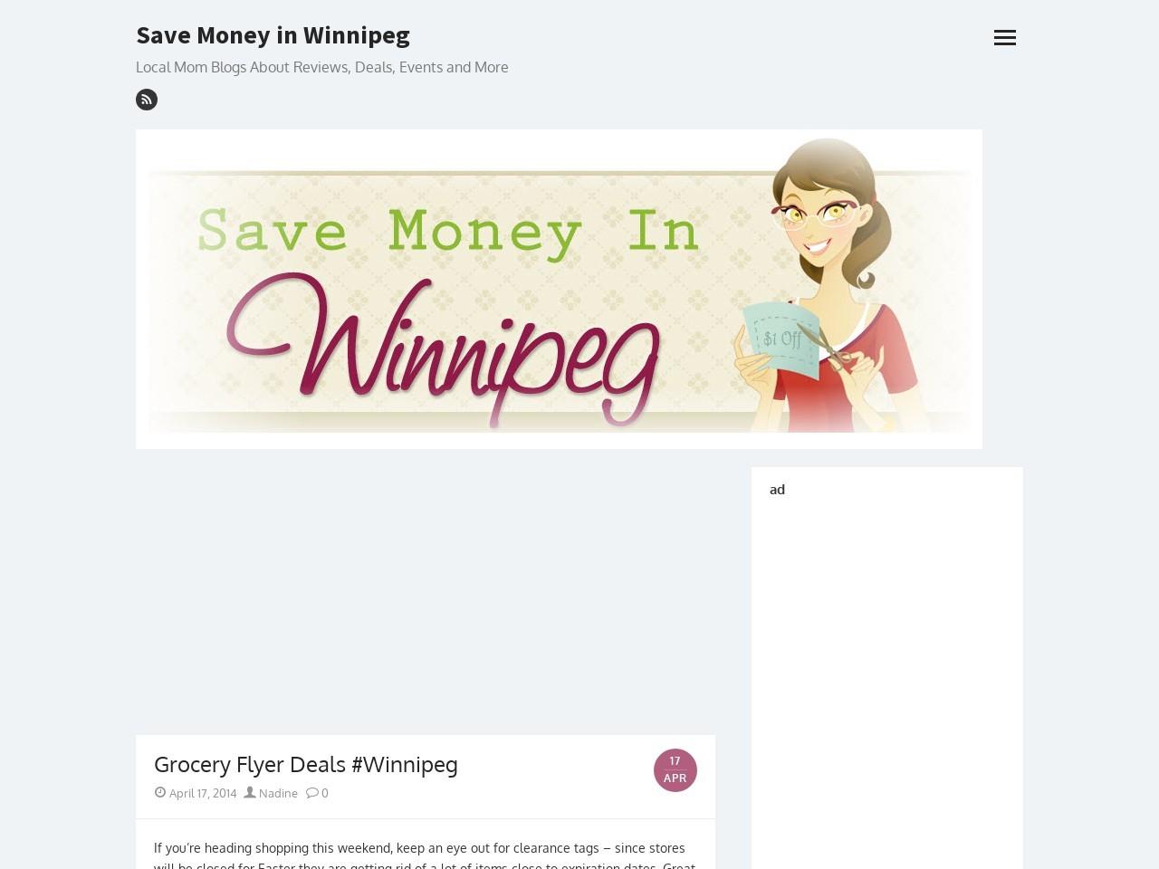 Grocery Flyer Deals #Winnipeg
