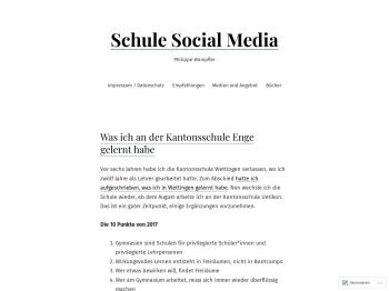 schulesocialmedia.com