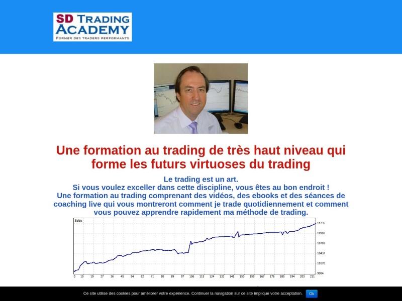 sd trading academy