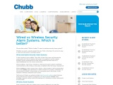 Get Wireless Security System Service | Chubb Security