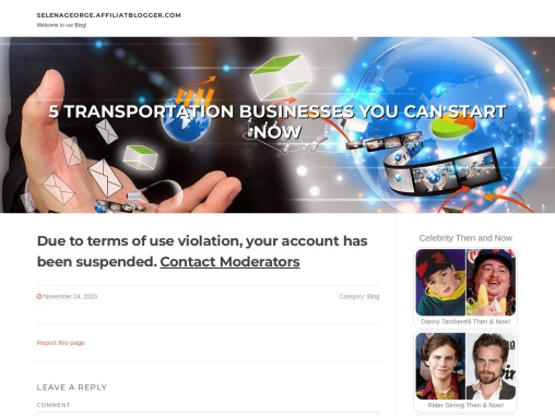 5 Transportation Businesses You Can Start Now