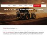 Truck Volume Scanner for industries | Senmax Technologies