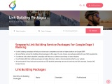 SEO Link Building Services packages Company in Pune, India