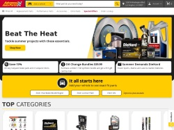 Advance Auto Parts Coupon Code & Discount screenshot