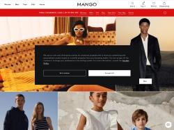 Mango screenshot