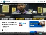 Would Diabetes Affect My Eyes?
