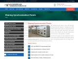 Synchronization Panels Manufacturers – in Hyderabad – Sharing Synchronization Panels