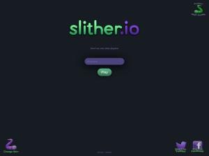 slither.ioのスクリーンショット