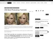 20 Photoshop Tutorials for Beginners