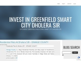 Orange County Residential Plots For Sale In Dholera SIR