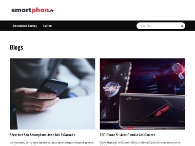 smartphon.fr, l'actu des mobiles et des marques