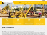 Pile Foundation in Chennai | Pile Contractors in Chennai