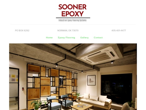 Expert Residential Epoxy Flooring Services in Colorado,  New Mexico, Arkansas, Kansas | Sooner Epoxy