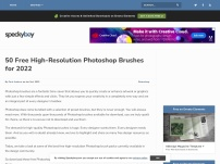 40 Amazing Photoshop Brush Directories and Collections