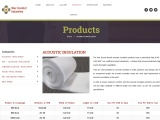 Acoustic Wadding Manufacturers