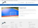 Futsal Court   –  stark sports
