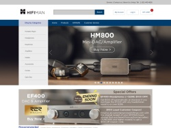 HIFIMAN coupon codes