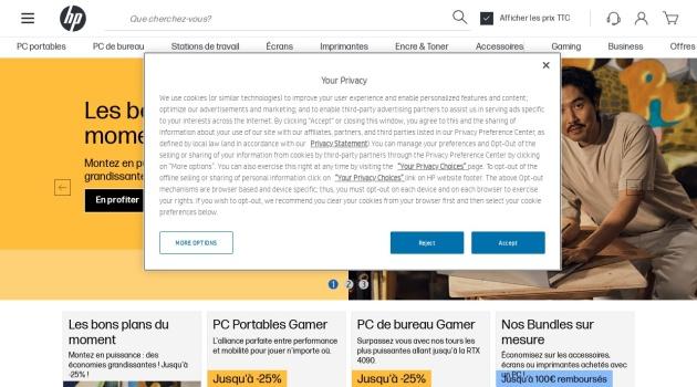 Bon reduction HP Soldes -17% + 50€ suppl. sur le HP Pavilion Touchsmart