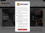 Manchester United Promo Codes