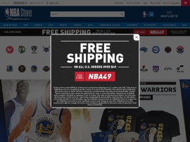 Online store NBA Store