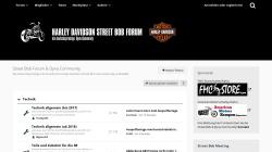 street-bob-forum.de Vorschau, Street Bob Forum