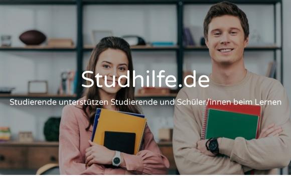 StudHilfe - Magisterarbeit schreiben oder Kaufen
