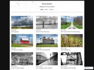 Simfo WordPress Theme example