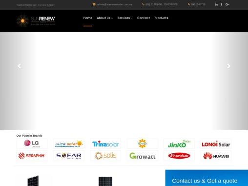 Best Solar Panel Installation Company in Perth