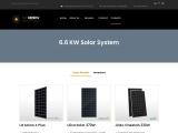 6.6 kw Solar Panel Installation Company In Perth