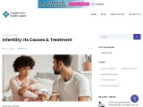 Infertility – Its causes & Treatment