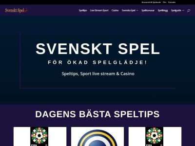 svensktspel.nu