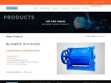 BLOWER DIVISION   Swamatics World Largest All Type of Industrial Blower Manufacturer