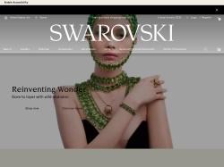 Swarovski Jp screenshot