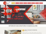 Interior Decorators in Bangalore – Tangent Interiors