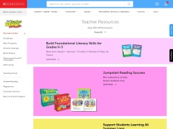 Scholastic Teacher Express screenshot