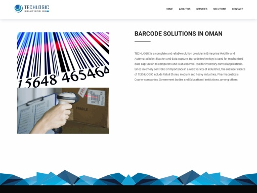 pos systems and barcode solutions