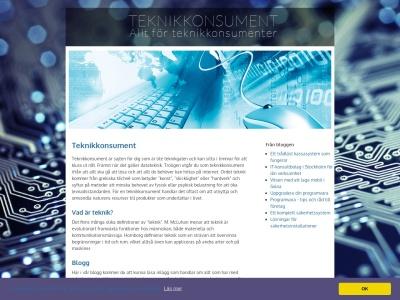 teknikkonsument.se