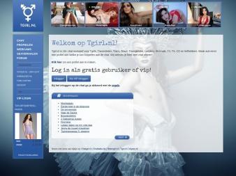 tgirl.nl screenshot