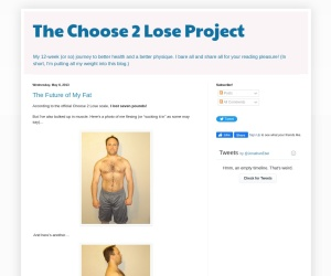http://thechoose2loseproject.blogspot.com/