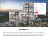 The Delhi Mall – Book Commercial Space in Central Delhi