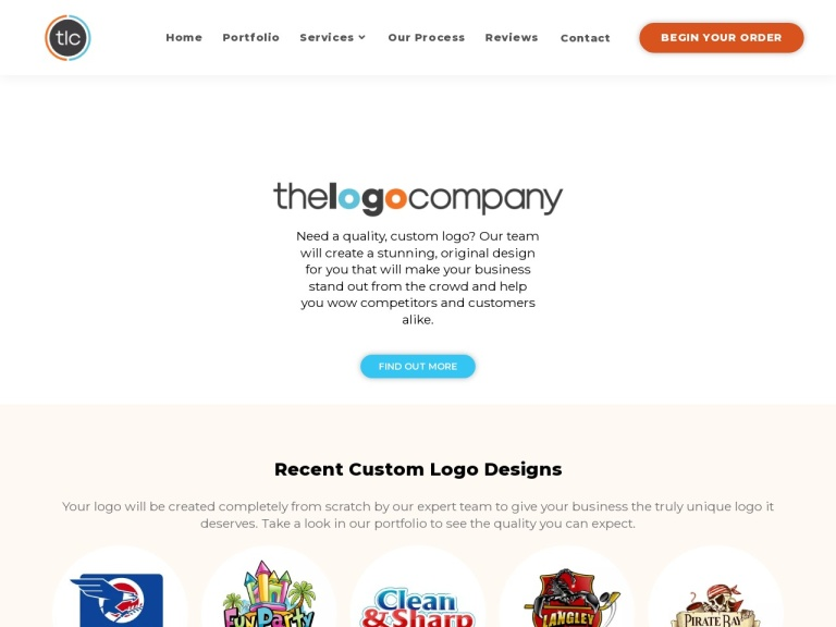 Logo Design - The Logo Company screenshot