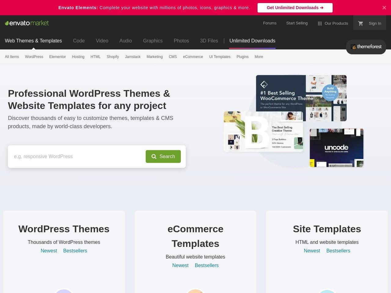 Urip – Professional WordPress Landing Page – ThemeForest
