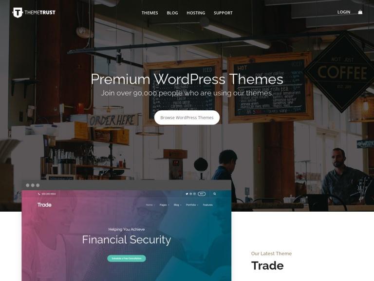 Theme Trust Coupons screenshot